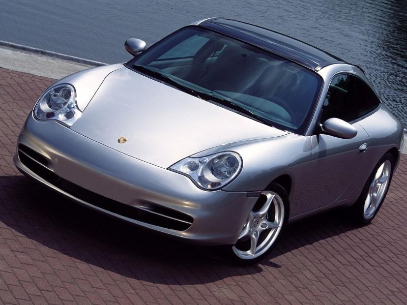 Targa 996 sur LeBonCoin Porsch10