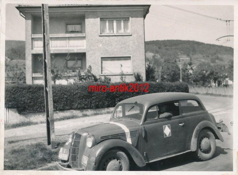 Opel véhicule de liaison ambulance 1/35 Bronco Dfghjk10