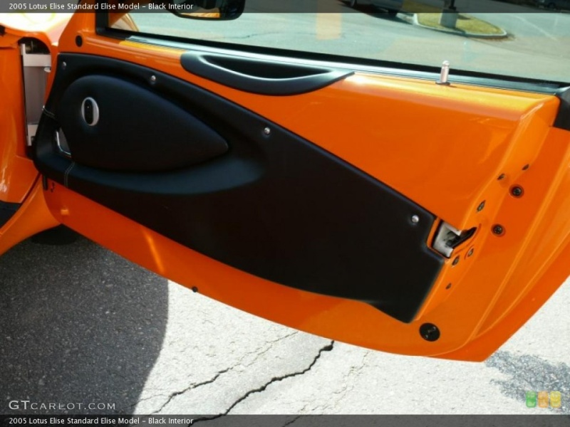 2010 Elise Chrome Orange 27067010