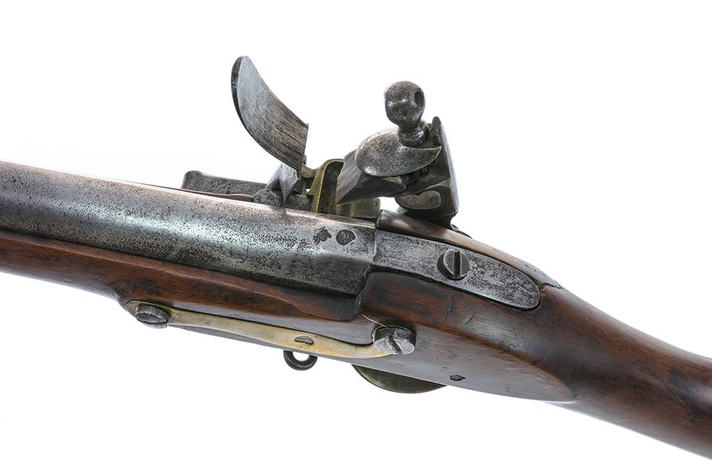 Fusil a silex de type Français avec marquages arabes. 0d3a2211