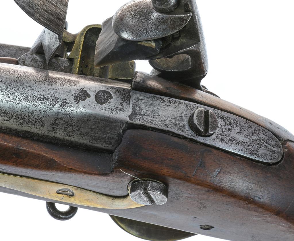 Fusil a silex de type Français avec marquages arabes. 0d3a2215