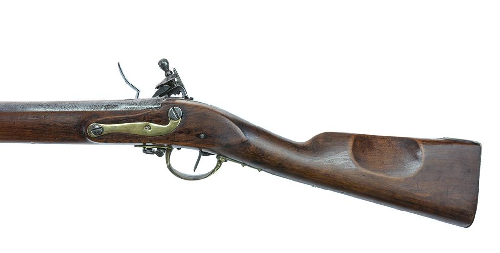 Fusil a silex de type Français avec marquages arabes. 0d3a2216