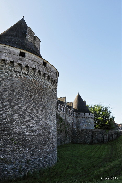 Chateau de PONTIVY Chpond10