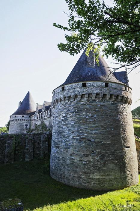 Chateau de PONTIVY Chpond12