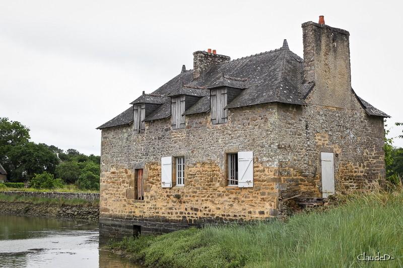 Moulin de Kervilio, le Bono (56) Kervil13