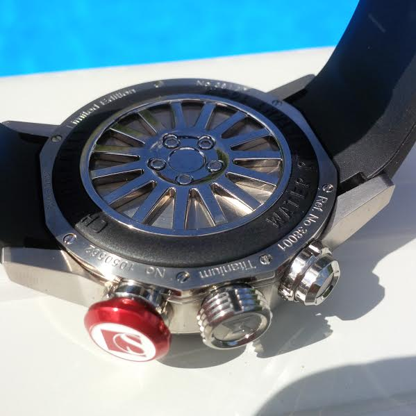 EDOX Chronorally Sauber F1 Team Limited Edition Unname16