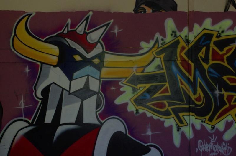 Goldorak : fresque... Grendi10