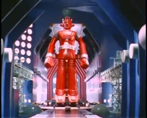 Un robot géant à louer... Mazing11