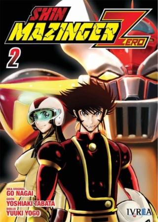 Shin Mazinger Zero Shin211