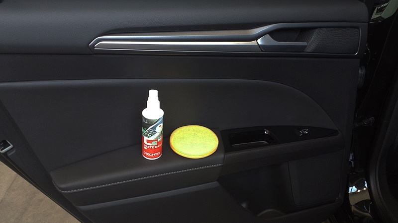 frask Vs Ford Mondeo Gtechniq Crystal Serum Light 2211