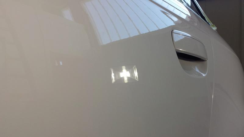 frask Vs Audi A3 Sportback S line bianco pastello 7110