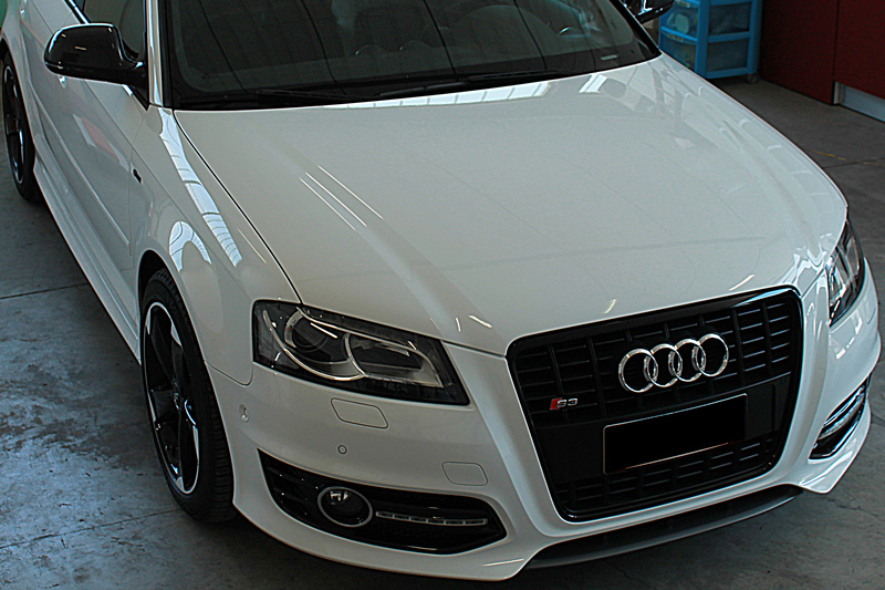 frask Vs Audi A3 Sportback S line bianco pastello 99810