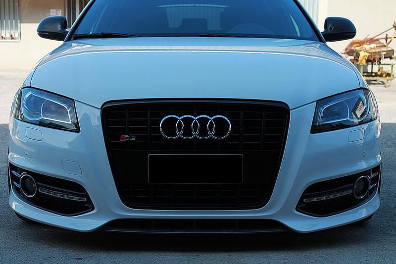 frask Vs Audi A3 Sportback S line bianco pastello 99910
