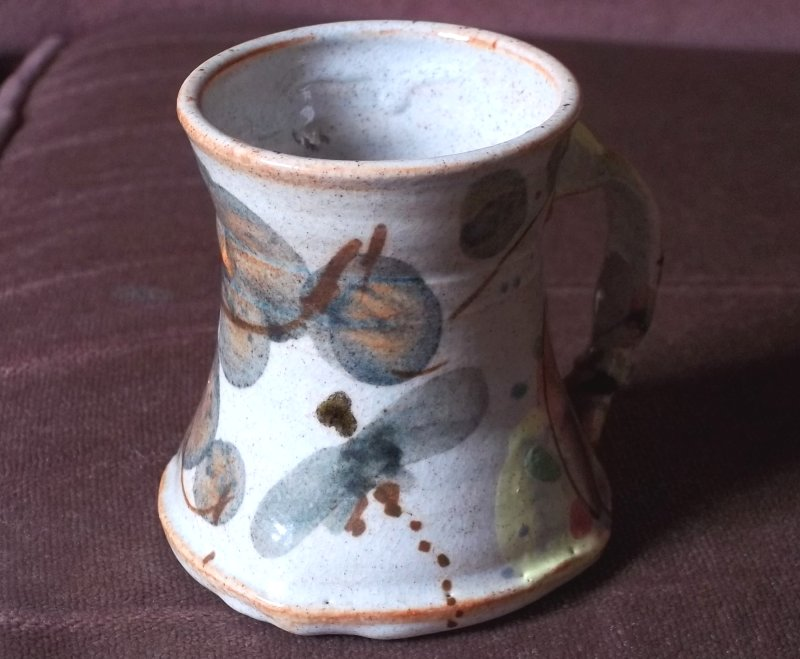 Willie Carter - Top Farm Pottery - Farndon 100_3147