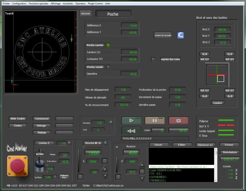 Nouveau screen pour Mach3 Poche10