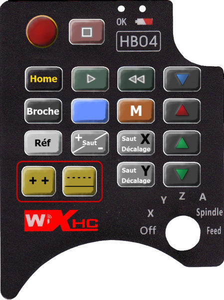Macro pour télécommande Ytique11