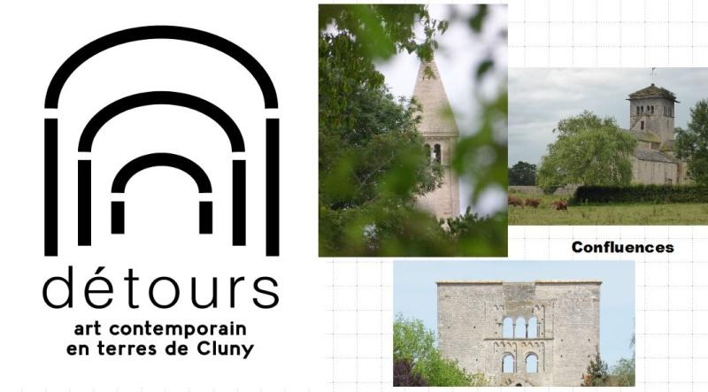 Saint-Hippolyte : étape de DETOURS, art contemporain en terre de Cluny, à partir du 7 juillet Detour10