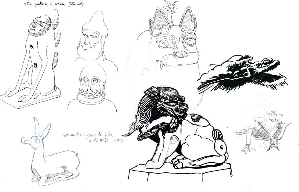 Croquis de Zongo - Page 13 Croqui14