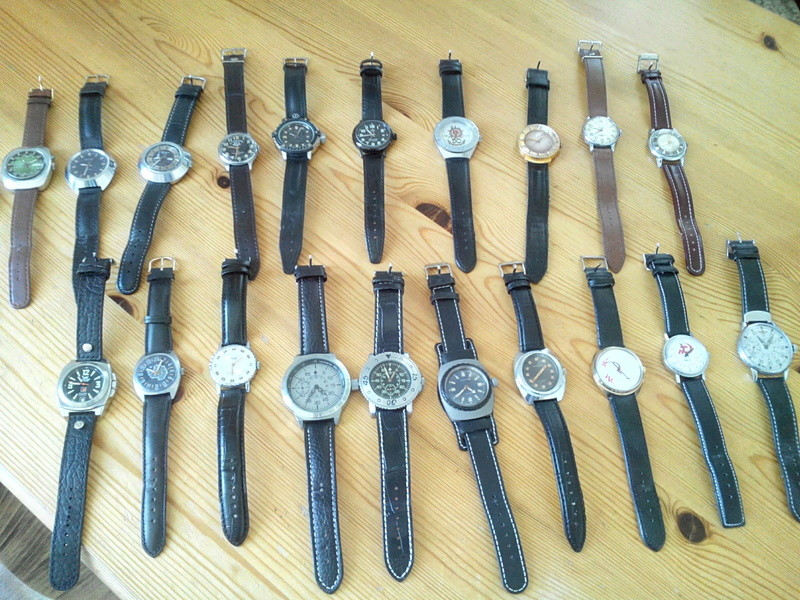 [Vendue] collection montres russes Img_2011