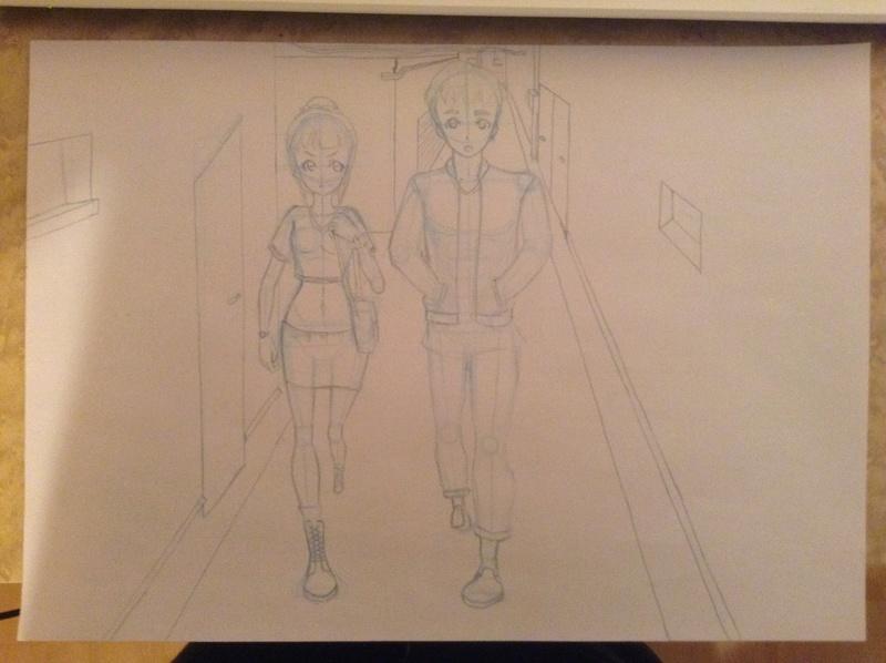 Rent5's creations, ou les dessins de Flo'!❤ - Page 2 Img_2110