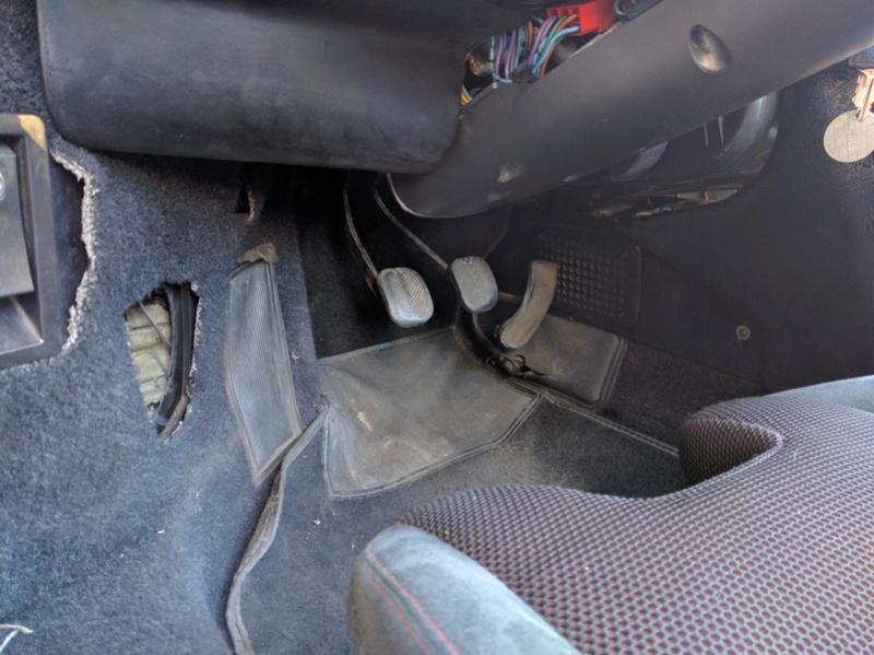 Lancia Montecarlo 1981: pulizie dopo l'acquisto [lavori in corso] Img_2013
