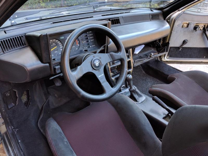Lancia Montecarlo 1981: pulizie dopo l'acquisto [lavori in corso] Img_2014