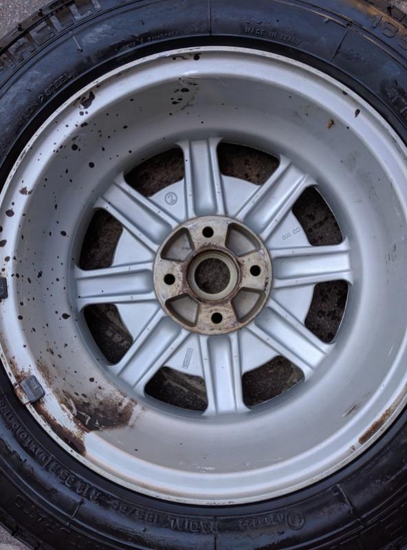 Lancia Montecarlo 1981: pulizie dopo l'acquisto [lavori in corso] Img_2017
