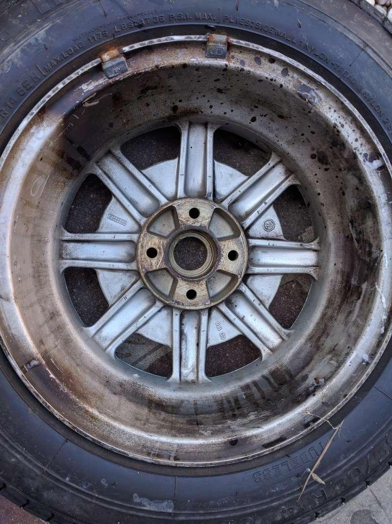 Lancia Montecarlo 1981: pulizie dopo l'acquisto [lavori in corso] Img_2026