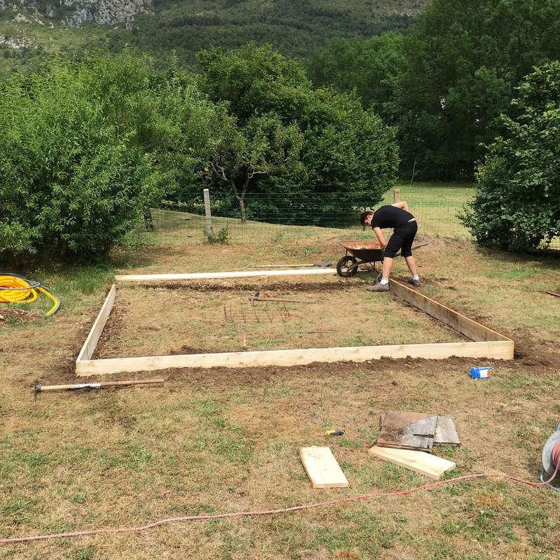 """Projet """"la cabane au fond du jardin""""de A à Z Img_3119"""