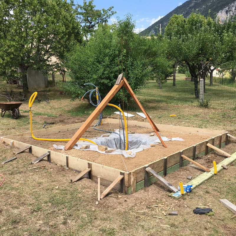 """Projet """"la cabane au fond du jardin""""de A à Z Img_3124"""