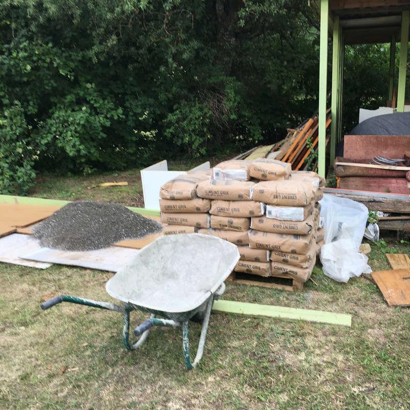 """Projet """"la cabane au fond du jardin""""de A à Z Img_3126"""
