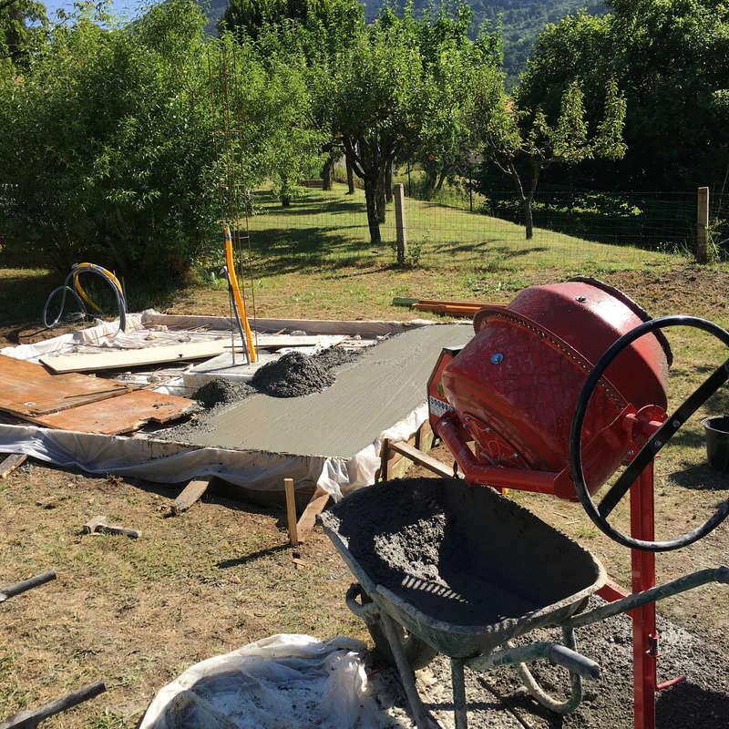 """Projet """"la cabane au fond du jardin""""de A à Z Img_3132"""