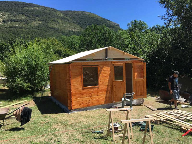 """Projet """"la cabane au fond du jardin""""de A à Z Img_3222"""