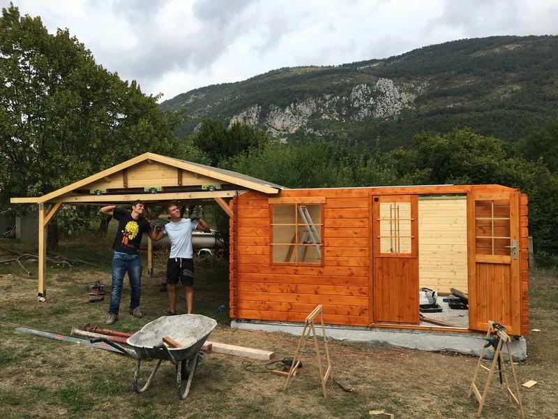 """Projet """"la cabane au fond du jardin""""de A à Z Img_3232"""