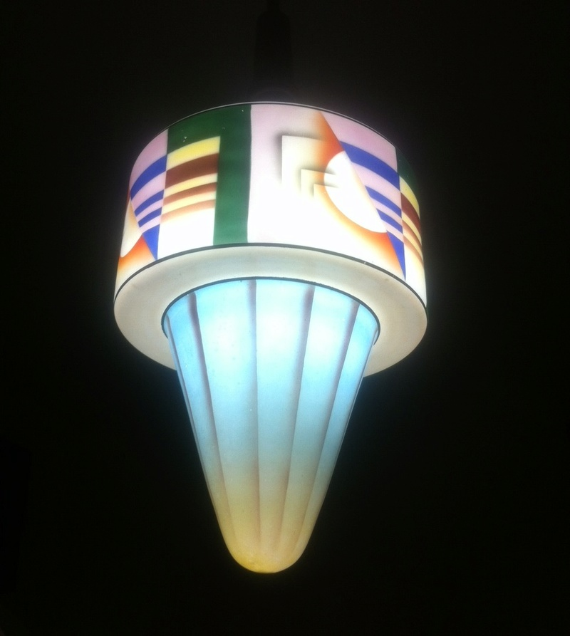 Bauhaus ceiling lamp? Photo18