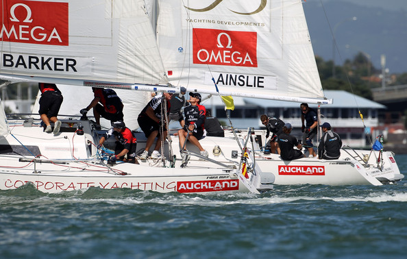 omega - Omega Seamaster America's Cup Racing Benain10