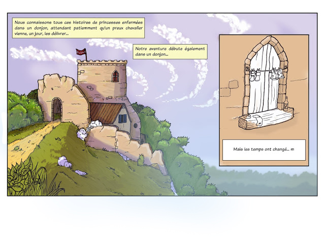 [Projet BD] Saturday Knight  Fever Prop10