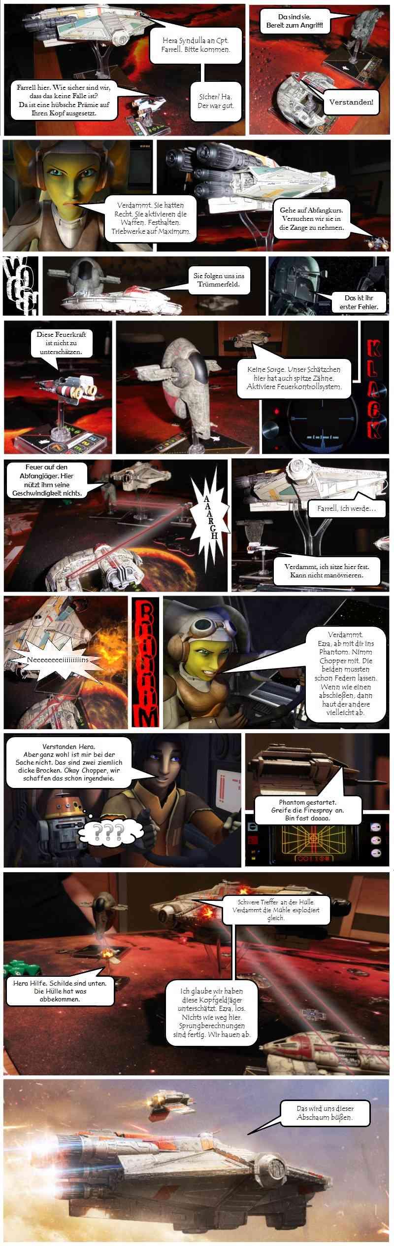 Datenhandel oder Falle...Hera und Jake im Comicstil Comic_10