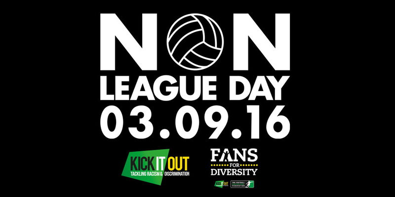 Non League Day fixture this Saturday against Whitehawk.   Nld-1610