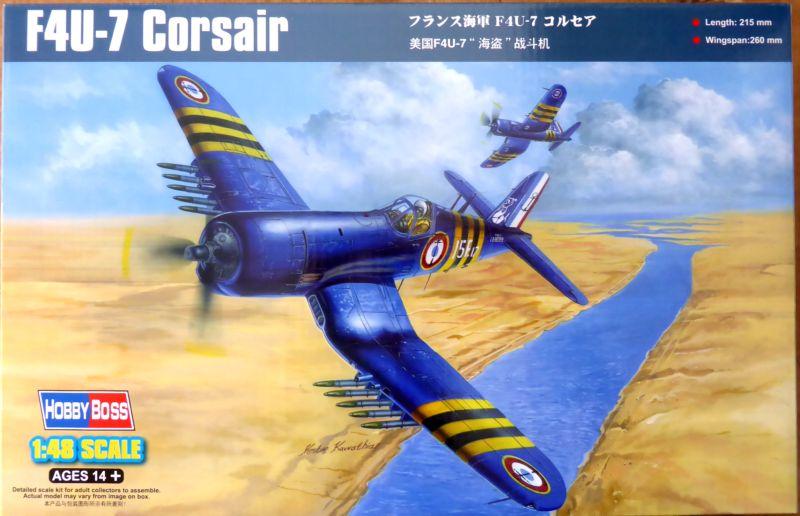 [Hobby Boss - 1/48] F4U-7 Corsair Suez 1956 F4u-7_10