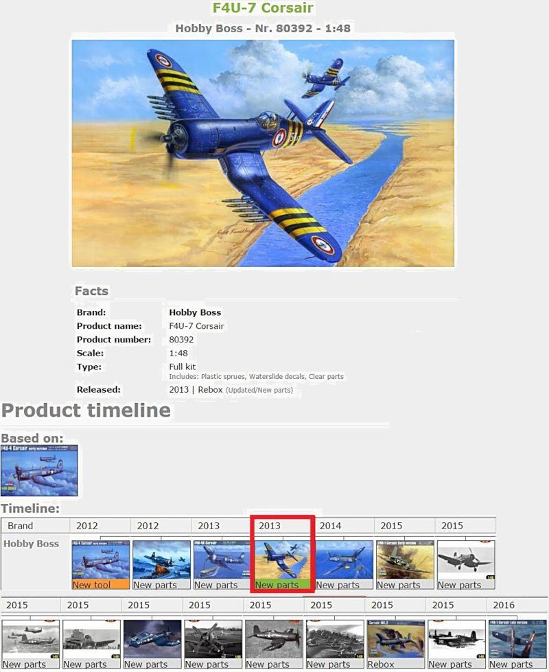 [Hobby Boss - 1/48] F4U-7 Corsair Suez 1956 F4u-7_11