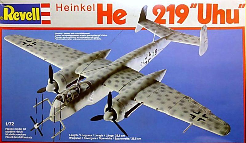 HEINKEL 219 A.5 He219010