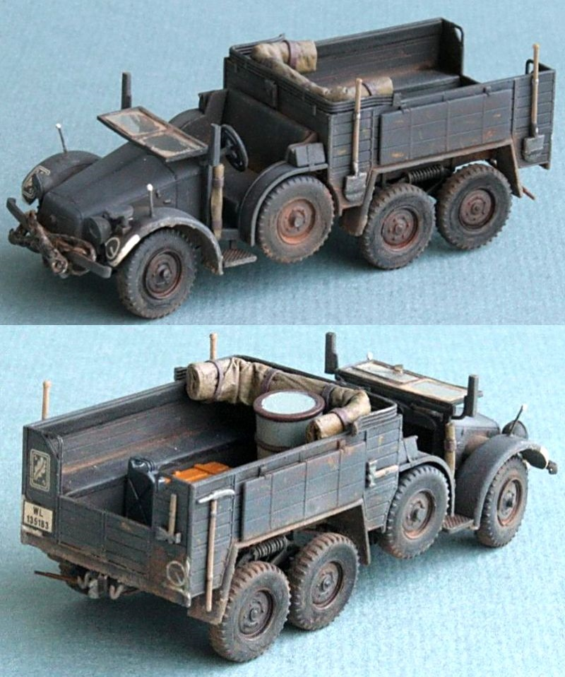 Diorama Mistel 1 - les préparatifs d'un grand BOUM - Page 6 Krupp010