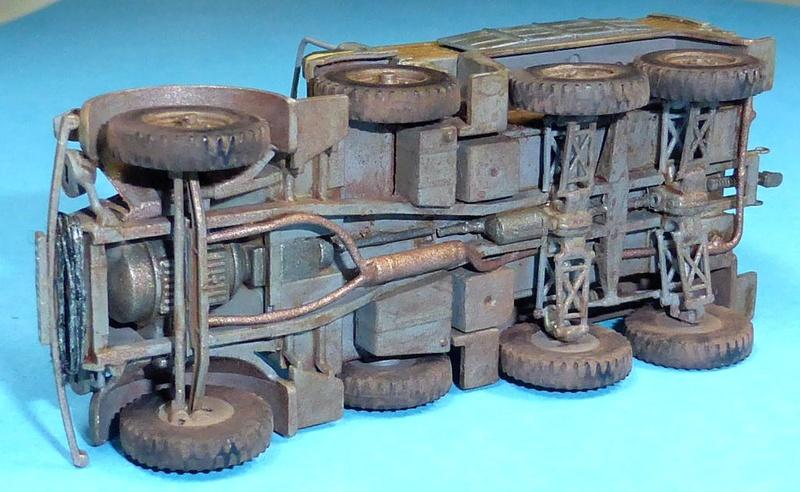 Diorama Mistel 1 - les préparatifs d'un grand BOUM - Page 6 Krupp113
