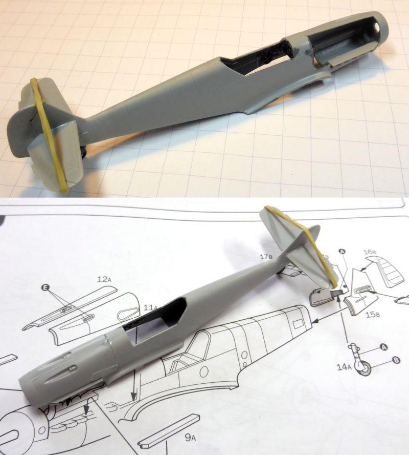 Diorama Mistel 1 - les préparatifs d'un grand BOUM - Page 3 Mistel10