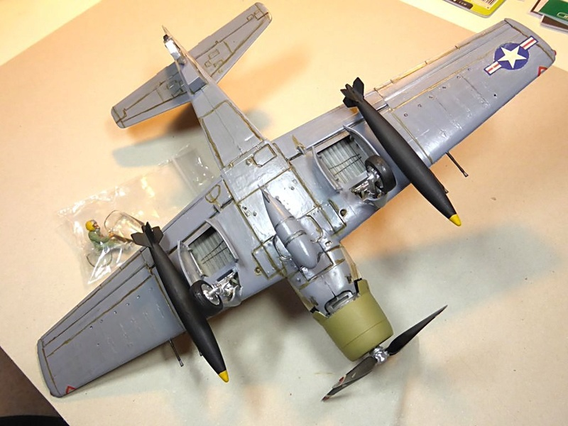 [Revell] (1-48) Messerschmitt Bf 109 G-10: rénovation - Page 4 Skyr0910