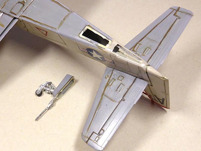 [TAMIYA] Douglas A1 Skyraider: rénovation d'un souvenir Skyr1310
