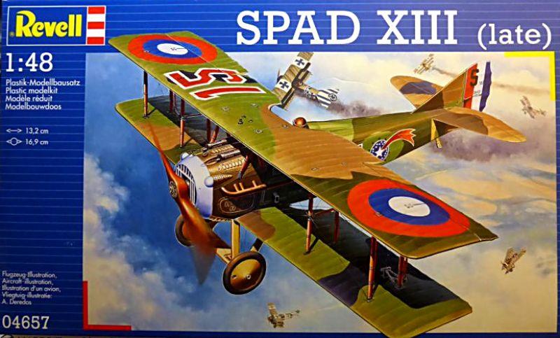 [Revell] SPAD XIII de René Fonck Spad1310