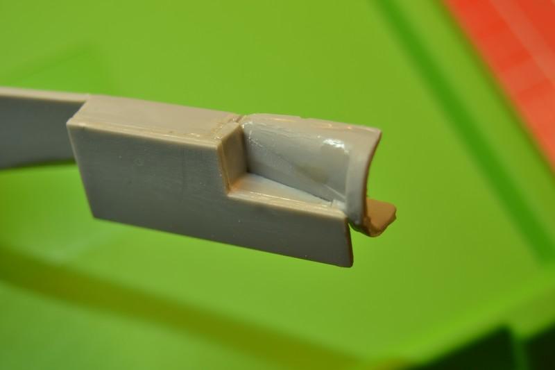 Lavochkin LA  250 Anaconda. Le diorama - Page 2 007_8015