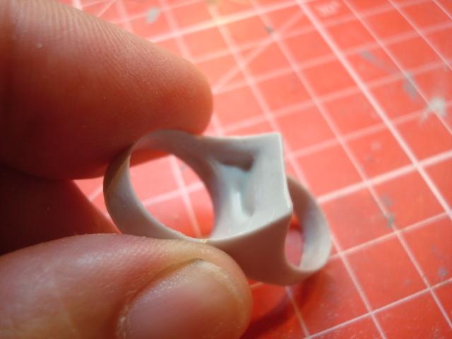 Lavochkin LA  250 Anaconda. Le diorama - Page 2 Dsc07010